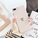 Heart dot iphone case