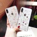 ⚠発送遅延⚠Spring flower iphone case