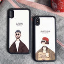 Leon Matilda iphone case