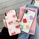 Strawberry bear iphone case