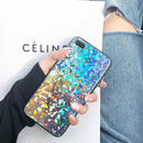 Silver bling iphone case