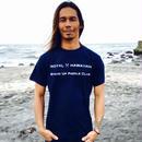 イーブンフロウ ロイヤル ハワイアン Tシャツ #ネイビー