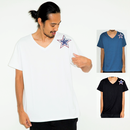 ONE★ VネックTEE by Sons Of Freedom