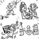 【CD】3巻 味の濃いめの4話収録(鹿島or伊藤のソーリーフォトが1枚ついてくる!)