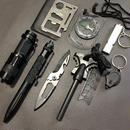 Camping Multi Tools Set 10