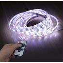 5m LED 2色展開 キャビネットライト LEDランプ 調光器付き 60leds / m LEDテープ 110V日本対応