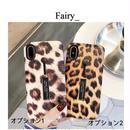 【Q1812001】レオパード柄iphoneケース
