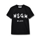 MSGM   ペイントロゴTee | XS・S