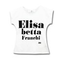 ELISABETTA FRANCHI ロゴTee| 38・40