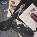 FA8175 skate girl Tシャツ