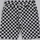 CHECKER SUNS SHORT