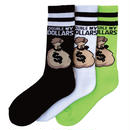 DOLLARS SOCKS