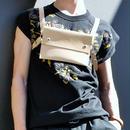 ‹‹ Artém Atelier ››   ハーネス バッグ / ヌード