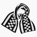 ‹‹ チェッカーボード柄 ››  フットボールスカーフ