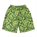 APPLEBUM Pixel Basketball Mesh Short Pants
