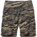 BackChannel-GHOSTLION CAMO CORDURA® CARGO SHORTS