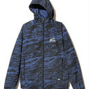 BackChannel-GHOSTLION CAMO HOODED JACKET