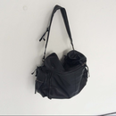 pocket shoulder bag