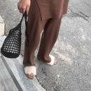 ORIGINAL waffle pants