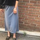 velor skirt
