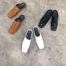 enamel shoes