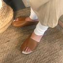 Thumb sandal