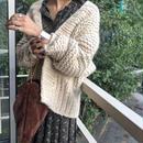 alpaca wool handmadecardigan