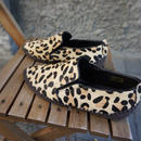 real leopard shoes