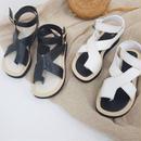 flatsole belt sandal