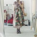 boessert schorn  apron skirt