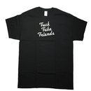 F.F.F. -embroidery- T-shirt