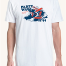 (Pleasant)PARTY WAVE TEE