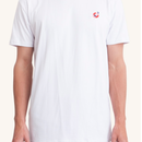 (Pleasant)tubing white tee