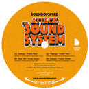 ★ご予約受付中!VA  ( Vakula , Kez YM ) / sound of speed -  Attack The Soundsytem