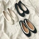 knit flat shoes (3color)
