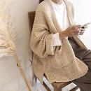 lowgauge knit cardigan