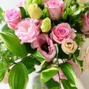 母の日 フラワーアレンジメント 4320円 ピンク系