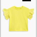 レモンイエロー Tシャツ (3~24か月)