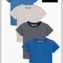 半袖 Tシャツ 4 枚セット  (3~24か月)
