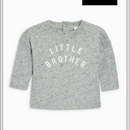 Little Brother Tシャツ (0~24か月)
