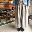 FACTORY ペルー綿 ギャザースカート