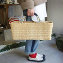 warang wayan straw basket low Lサイズ