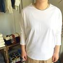 koton スムースドロップショルダーTシャツ