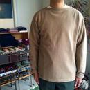 blurhms Heavyweight & Soft Basque shirt
