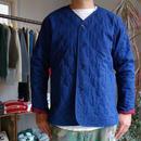 Slow Hands Indigo Quilt N/C Jacket