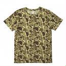 【Natural Smaile】HYBRID T-SHIRT(Duck hunter)/ハイブリッド Tシャツ(ダックハンター)