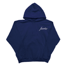 forte18-19 Mini Logo Hoodie (Navy) - General Price