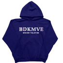 iSOLATED ARTS - BDKMVE HOODIE(NAVY)