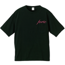 "forteビッグシルエットPocketT-Shirts""SAKURA"""