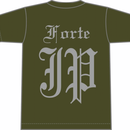 forte.JP Numbering T-shirts-Military-General price